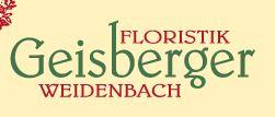 Floristik Geisberger