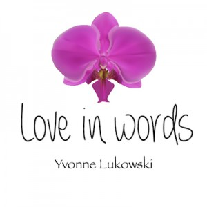 NEUES LOGO LOVE IN WORDS